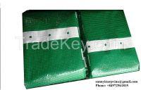 Green Leno Tarpaulin Korean Standard Made in Vietnam