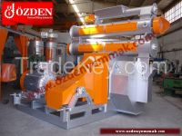 feed machine equipments or the complete feed production line