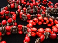 Ethnic Bracelets, Ecologic Jewels,  Seeds bracelets peruvian forest