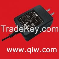 AC Adaptor, QIW Power Supply Co., Ltd.