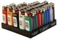 Maxi BIC-Lighters J26 and Mini BIC-Lighters J25