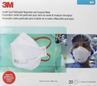 3M 1870 N95 Face Mask / 3M 8210 N95 Particulate Respirator / 3M 1860 N95 Surgical Face Mask