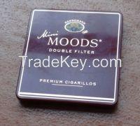 Cigar Case Tobacco Tins Box