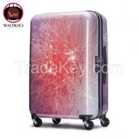ABS PC hardshell travel luggage WAO053