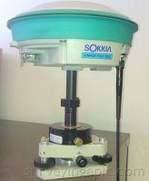 Sokkia GNSS RTK GSR2700 ISX set used
