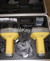 Topcon Dual Base and Rover GR-5 set used
