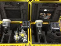 Trimble Dual GNSS RTK R10 set used