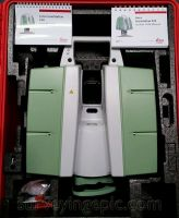 Leica ScanStation P20 set used