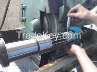 Custom Straight&Involute Spline shaft
