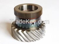 Precision Helical cylindrical gears