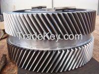 China Cheap Herringbone gear