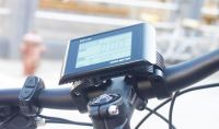 Electric Bicycle parts  SW-LCD Display Showing Exact Speed from KING-METER