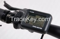 Electric Bicycle parts  J-LCD Display Showing Exact Speed from KING-METER