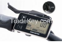 Electric Bicycle parts  KM5S-LCD Display Showing Exact Speed from KING-METER