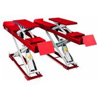 Automobile 4S shop auto lift Big Wheel Alignment scissor Car Lift