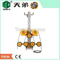 TD-8250-WS-D hydraulic stone cutting wire saw machine for bridge