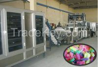 Jelly Caramel filling line / caramel or Jelly Candy  making line