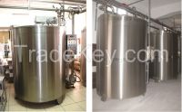 Stock Tank for chocolate