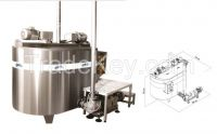 Preparation Mixer for Chocolate