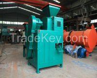Sawdust , Wood chips , Charcoal Briquetting Machine