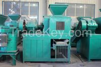 Sawdust , Wood chips , Charcoal Briquetting Machine