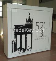 Modern design PU high glossy MDF cabinets