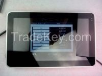 18.5 inch LED tv screen , lcd advertising digital signage , totem price with USB