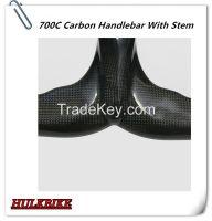 carbon bicycle handlebar