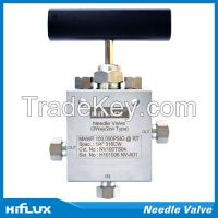 [HIFLUX] High Pressure Needle Valve