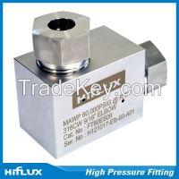 [HIFLUX] High Pressure Tube Fitting - Elbow, Tee, Cross