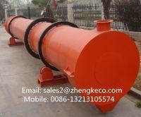 High output grain rotary dryer equipment