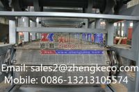 High capacity agricultural and industrial chain plate dryer system
