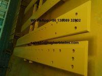 Motor grader parts cutting edge Higher Blades manufacturer 5d9559 5d9553