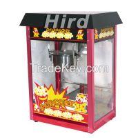 Colorful electric popcorn maker