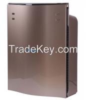 CE RoHS UV Air Purifier with HEPA Active Carbon Anion sterilizer Photocatalysis