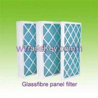 Primary Fiberglass Panel Filter