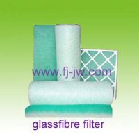 Fiberglass Exhausted Filter for Paint Spray Booth