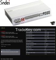 Sndei 5/6- Channel Class D Car Amplifiers