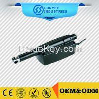 DC linear actuator for gate/door control opener