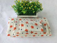 Antibacterial cloth silver cotton fabric antimicrobial towel