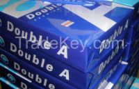 Double A A4 Copy Paper 80gsm 75gsm 70gsm Double A A4 Copy Paper 80gsm 75gsm 70gsm