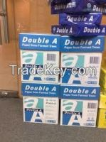 Good Quality Double A4 Copy Paper 70 gsm / 80 gsm ready for supply
