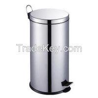 27L round shape dust bin