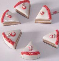 Cute Cake charms