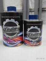 Element 2K Clear coat