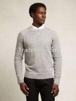 alpaca crew neck sweater