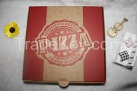 Food grade  pizza box