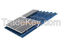 Sheet metal Roof Solar Mounting System