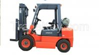 LPG Forklift for Sale with 2 Ton Rated Capacity
