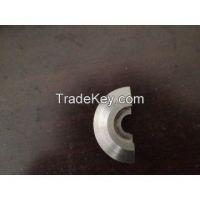 Tungsten alloy collimator